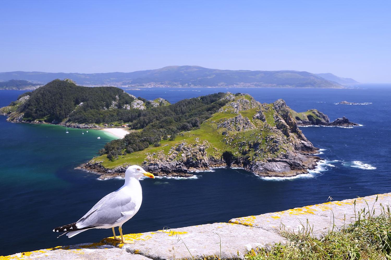 Parque Nacional de las Islas Atlánticas: paraíso marino