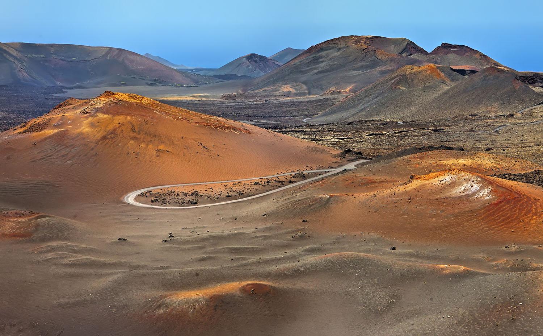 Parque Nacional de Timanfaya: tierra de volcanes