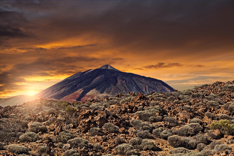 Parque Nacional del Teide: el techo de España