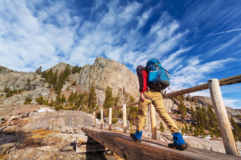 Parque Nacional de Sierra Nevada: miscelánea de paisajes