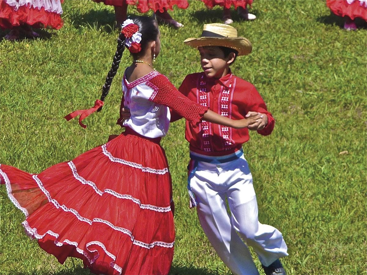 Danza paraguaya